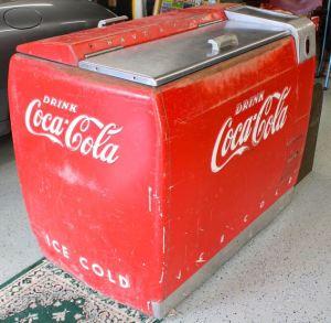 CocaColaMachine